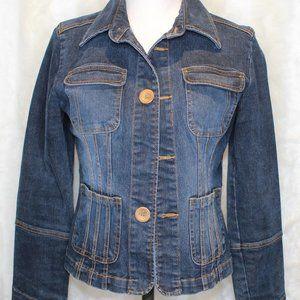 Tulle Women's Denim Jean Jacket